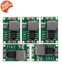 5pcs Mini360 3A DC Voltage Step Down Power Converter Buck Module 3.3V 5V 9V 12V