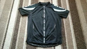MENS CYCLING TOP JERSEY IN SIZE X LARGE FROM CRIVIT BIKE GEAR