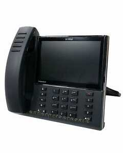 Mitel 6940 IP Phone (50006770) POE MiVoice Color Touchscreen Display Cordless