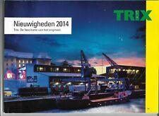Trix Nieuwigheden 2014 - Nederlands