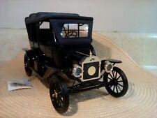 New ListingFranklin Mint 1913 Model T.1:16.Rare Le Collectors Edition.Mint In Foam Shell