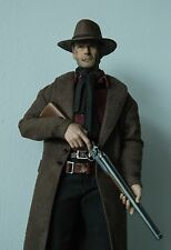 Custom One of a Kind Clint Eastwood Unforgiven William Munny 1/6 figure Hot Toys