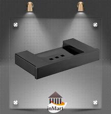 MIIKe64 Soap Basket / Soap Holder Bathroom Shower Toilet Matt Black