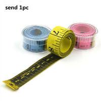 "150cm/60"" Body Measuring Ruler Sewing Tailor Measure Soft Flat Sewing Ruler"