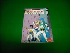 ROBOTECH MASTERS #13 JANUARY 1987 COLLECTIBLE COMIC!!