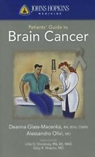 Johns Hopkins Patients' Guide To Brain Cancer-ExLibrary