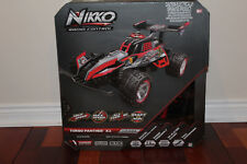 TOY STATE NIKKO TURBO PANTHER X2 RED 1:10 SCALE RADIO CONTROL(FFP) VEHICLE NWB