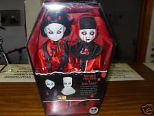 Sinister Minister & Bad Habit Red Living Dead Dolls Hot