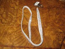 Rhinestone Bling Neck Lanyard – ID name badge, eyeglass, key chain holder – NWT