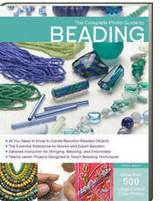 Complete Photo Guide The Complete Photo Guide to Beading by Robin Atkins paperb