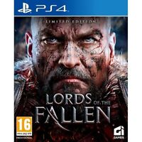 Lords of the Fallen - Limited Edition PS4 Sony PlayStation 4 - 1st Class Deliver