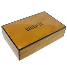 Bridge Vintage Card Games