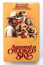 Against a Crooked Sky Beta Movie NOT VHS Cassette Richard Boone Vintage 1976