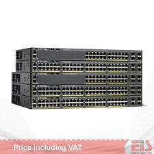 Cisco WS-C2960X-24PS-L - CATALYST 2960-X 24 GIGE Including 20% VAT