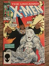 Uncanny X-Men (1st Series) #190 NM+ 9.6 1985 Marvel Spider-man Avengers Selene