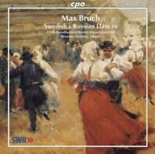 Max Bruch : Max Bruch: Swedish and Russian Dances CD (2009) ***NEW***