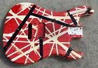 Eddie Van Halen 5150 body from a 1983 Kramer Pacer