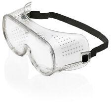 bdba6892fdb 10x BBrand Clear Lens PVC Safety Goggles Direct Vent Anti Mist Adjustable  Strap