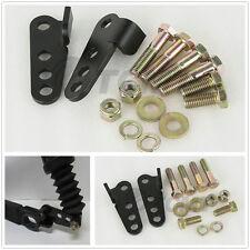 "Adjustable 1""- 3"" Lowering Kit For 2002-2012 Harley Touring Street Electra Glide"
