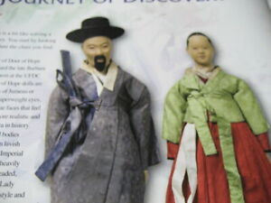 9pg Door of Hope & Mission Doll History Article JOURNEY OF DISCOVERY / Orr