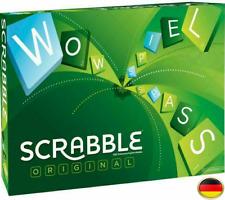Scrabble Original Mattel Y9598 Kreuzwortspiel Brettspiel Spiel NEU OVP