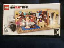 Lego 21302 Big Bang Theory Ideas SEALED NEW MISB 2015 SEE OTHER AUCTIONS!