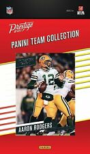 Green Bay Packers 2017 Prestige Factory Sealed Team Set Aaron Rodgers Nelson