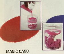 Magic Sand Education Colored Sand: Non-Wet Sand, 454 g