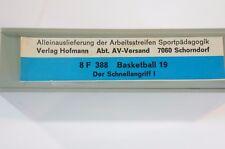 Super 8 Film S8 mm Basketball 19 FWU Lehrer Sportunterricht Sport 70er 388