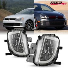 Winjet 2010-2014 Volkswagen GTI MK6 2012-2017 Jetta OE Replacement Fog Light
