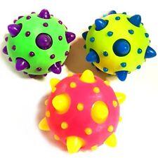 3 Flashing Comet Bounce Ball -  Sensory Toy - Fidge - Stress Sensory Autism ADHD