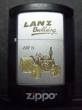 Zippo Sturmfeuerzeug Lanz Bulldog Trecker HR 5 Gravur