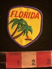 Vintage Florida Palm Tree Patch 94J4