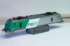 MEHANO HO. CAISSE COMPLETE  ALSTOM BB 437025 FRET SNCF DEPOT DE THIONVILLE