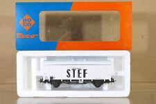 Roco 4312d HO SNCF Wagon UIC À 2 essieux Réfrigerant Stef complet parfait Etat