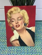 Marilyn Monroe Unused COLOR Photo Postcard BY QUANTITY POSTCARDS NY RARE