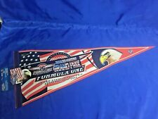 FORMULA 1 United States Grand Prix 2000 OFFICIAL PENNANT Fan Pack BRAND NEW