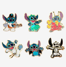 Disney Lilo & Stitch Costumes Blind Box Pin Lunch Loungefly LE Set Enamel and