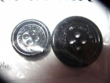 Burberry 2x Spare Buttons For Men Blazers  2CM,1,5CM ART N4 MG/2