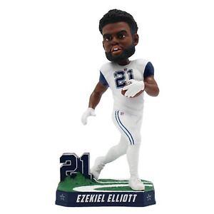 Ezekiel Elliott Dallas Cowboys Special Edition Color Rush Bobblehead NFL