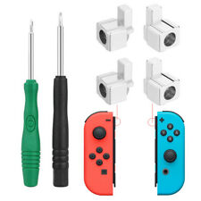2Sets Metal L+R Grip Alloy Buckle Lock For Nintendo Switch Joy-Con Controller NS