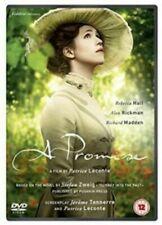 Promise 5060105722110 With Alan Rickman DVD Region 2
