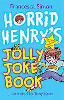 Horrid Henry's Jolly Joke Book by Francesca Simon, Good Used Book (Paperback) FR