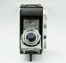 Voigtlander Bessa II Medium Format Folding Film Camera Color Heliar 105mm f3.5
