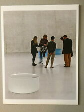 RONI HORN, private view invitation card, Hauser & Wirth gallery, 2011