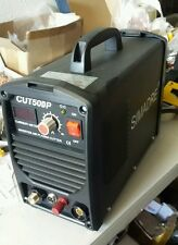 USED SIMADRE PILOT ARC 50A 110/220V PLASMA CUTTER - Not Working