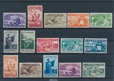 [G25889] Luxembourg 1935 good set of stamps very fine MH $825