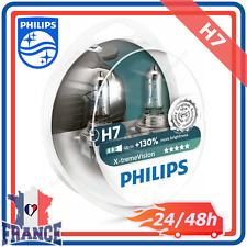 Philips X-treme Vision Ampoules de Phare Feux Avant +130% Lumière H7 Set de 2