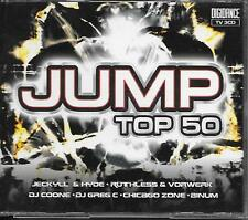 V/A - Jump Top 50 (3 CD BOX) Jumpstyle Hardsltyle 2007 (DIGIDANCE) Holland