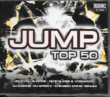 V/A - Jump Top 50 (3 CD BOX) Jumpstyle Hardsltyle 2007 (DIGIDANCE) Holland